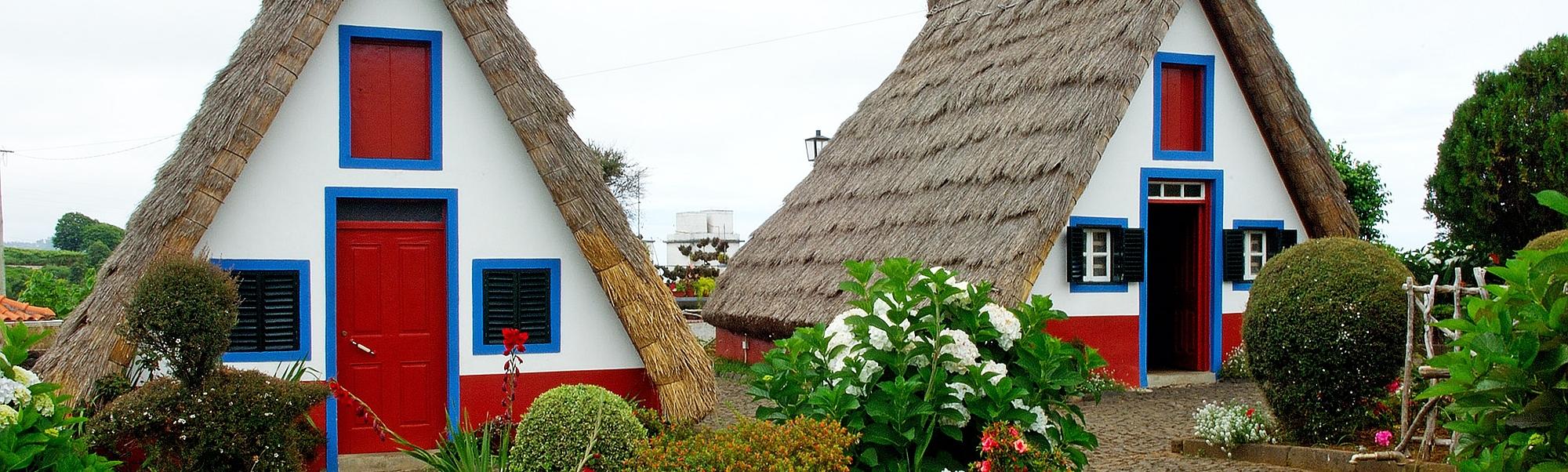 Madeira lissabon wander studien reise auf den spuren der for Haus auf madeira