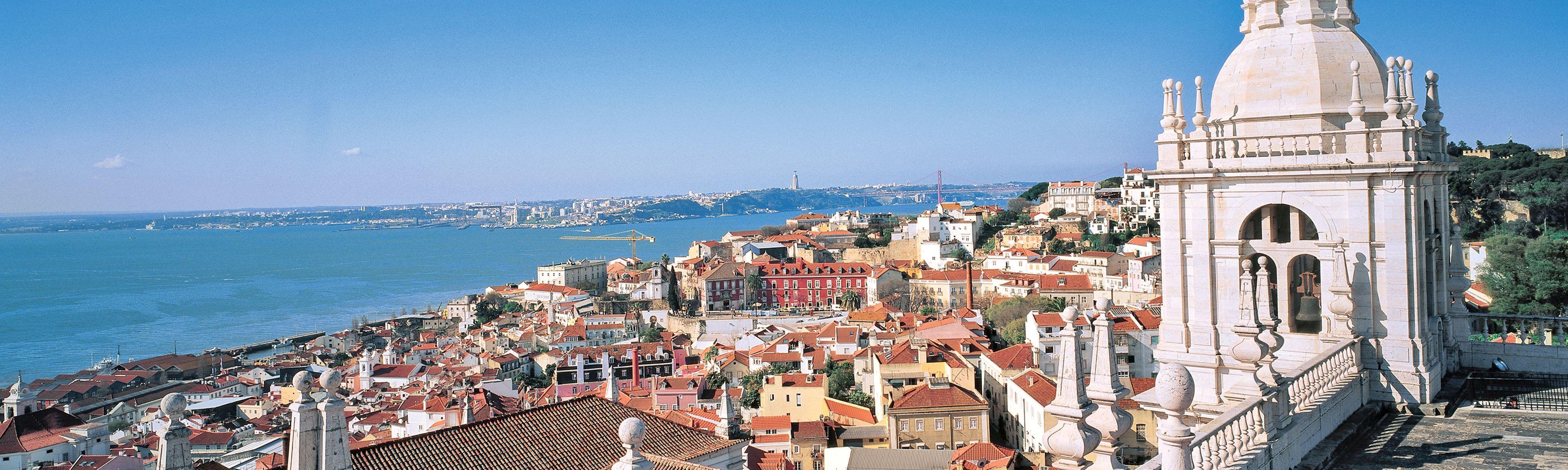 lissabon st dtereise in die hauptstadt portugals jetzt buchen bei picotours. Black Bedroom Furniture Sets. Home Design Ideas