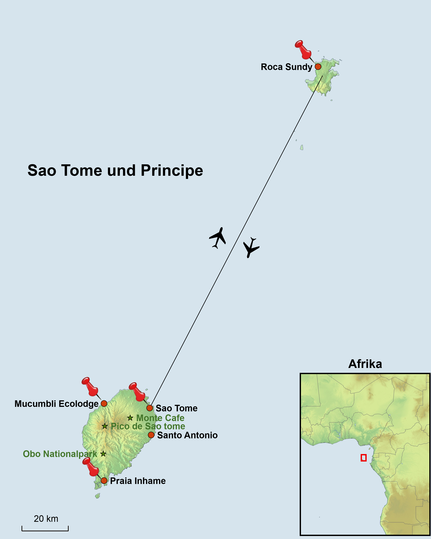 Sao Tome Und Principe Urlaubsreisen Jetzt Informieren Picotours