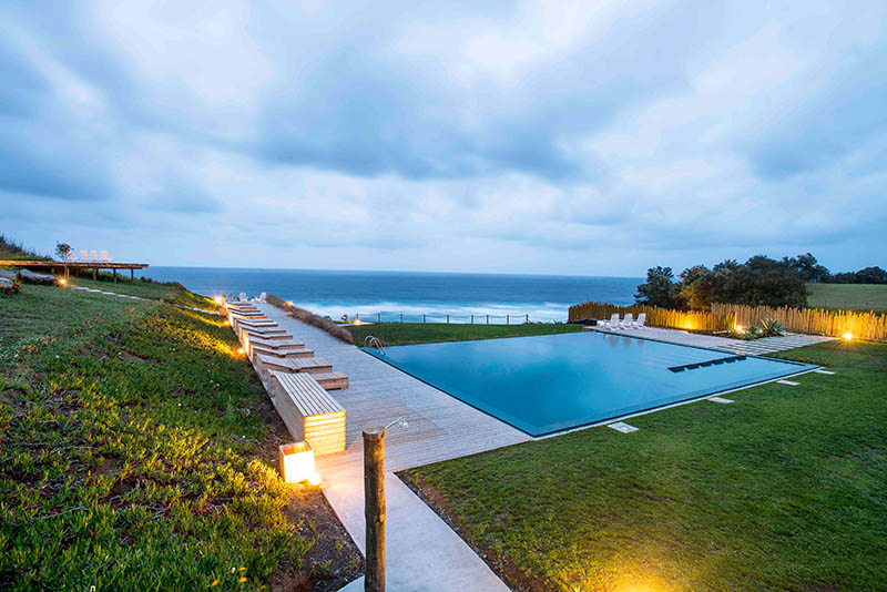 Santa Barbara Eco Beach Resort Restaurant